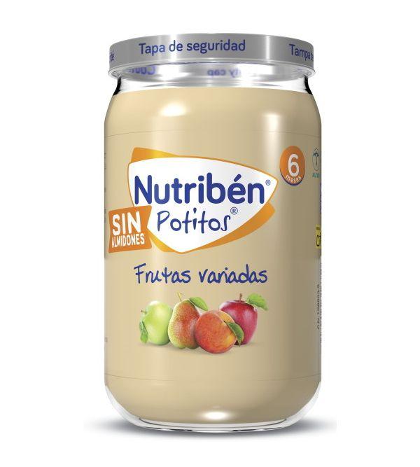 Potito Frutas Variadas   235 gr