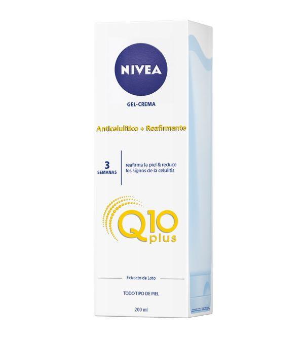 Q10 Plus Gel-Crema Anticelulítico + Reafirmante | 200 ml