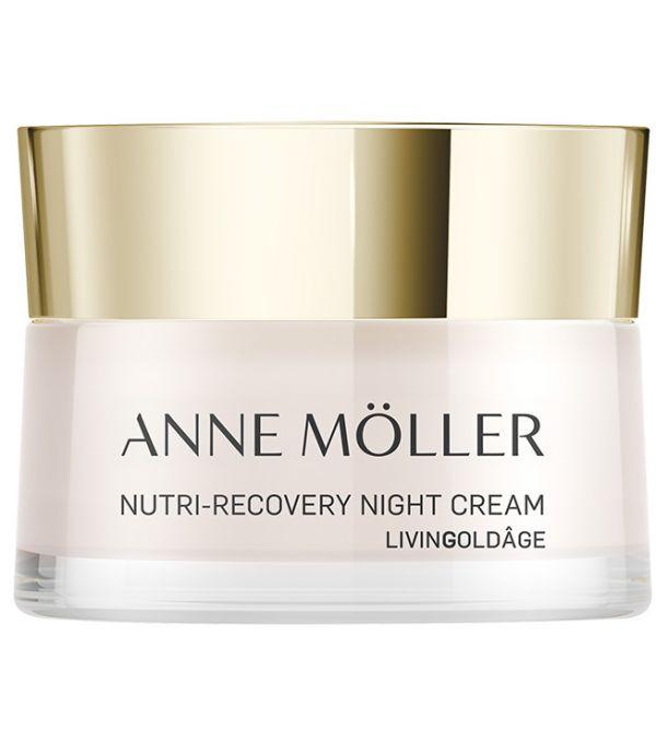 Nutri-Recovery Night Cream LivinGoldâge | 50 ml