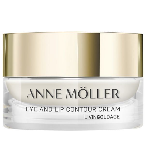 Eye and Lip Contour Cream LivinGoldâge