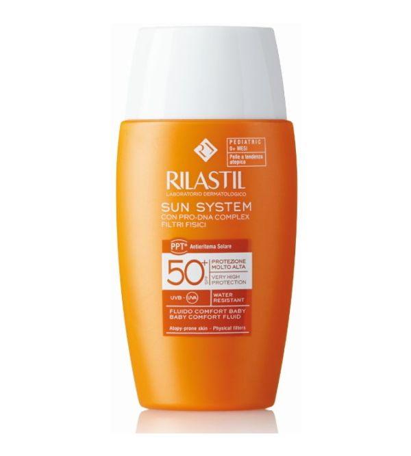 Sun System Baby Confort Fluid SPF 50+ | 50 ml