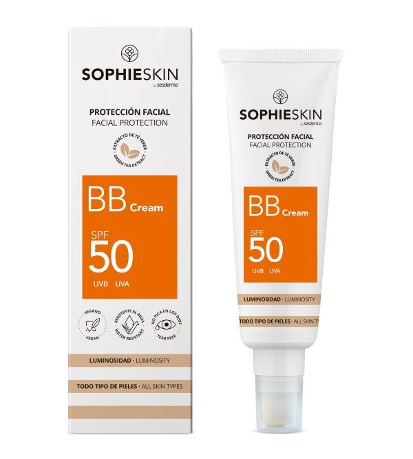 Protección Facial BB Cream SPF 50 | 50 ml