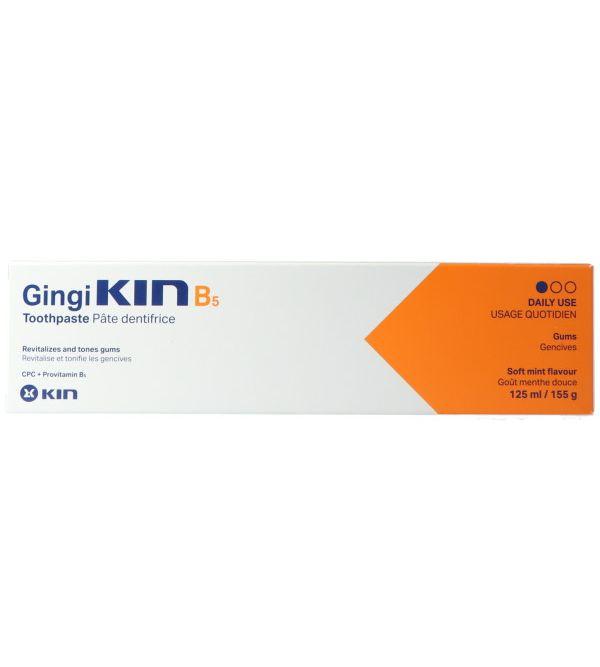 GingiKin B5 Plus Pasta Dental | 125 ml