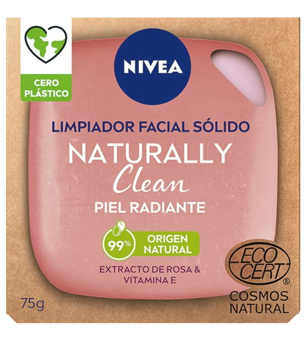 Naturally Clean Piel Radiante | 1 uds