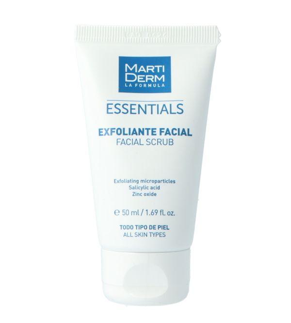 Essentials Exfoliante Facial | 50 ml