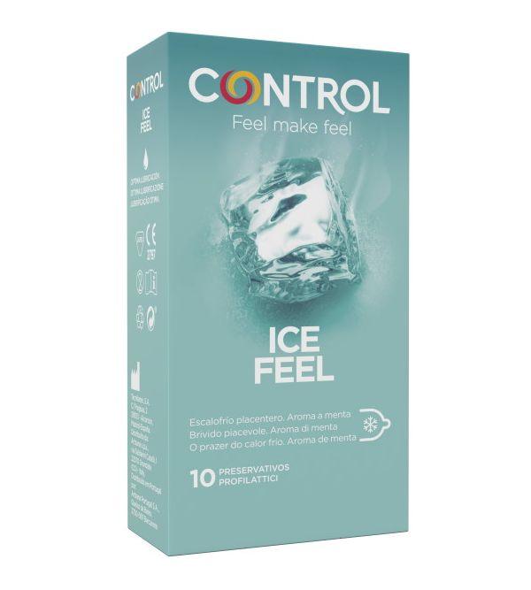 Ice Feel Efecto Frío | 10 uds
