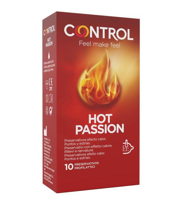 Hot Passion Efecto Calor | 10 uds