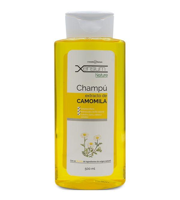 Champú con Extracto de Camomila | 500 ml