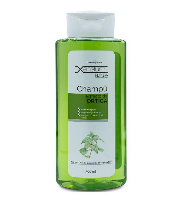 Champú con Extracto de Ortigas | 500 ml