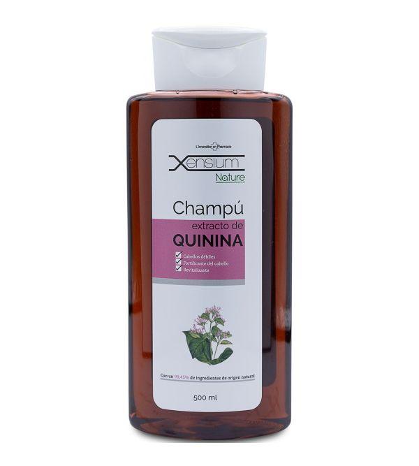 Champú con Extracto de Quinina | 500 ml