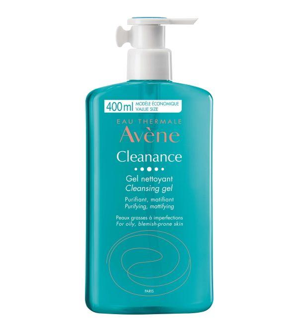 Cleanance Gel Limpiador Purificante y Matificante | 400 ml