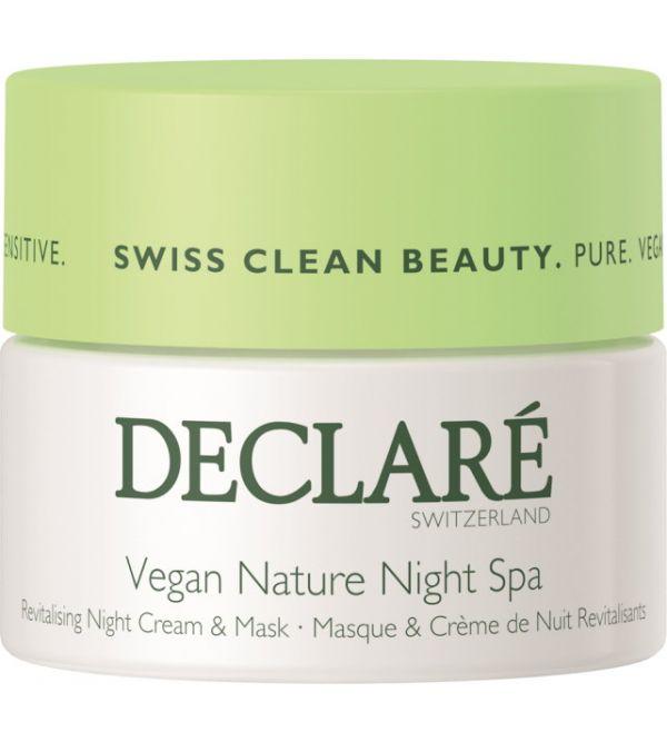 Vegan Nature Night Spa Cream & Mask | 50 ml