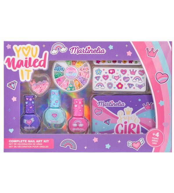 You Nail It Complete Nail Art Kit