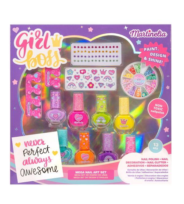 Girl Boss Mega Nail Art Set