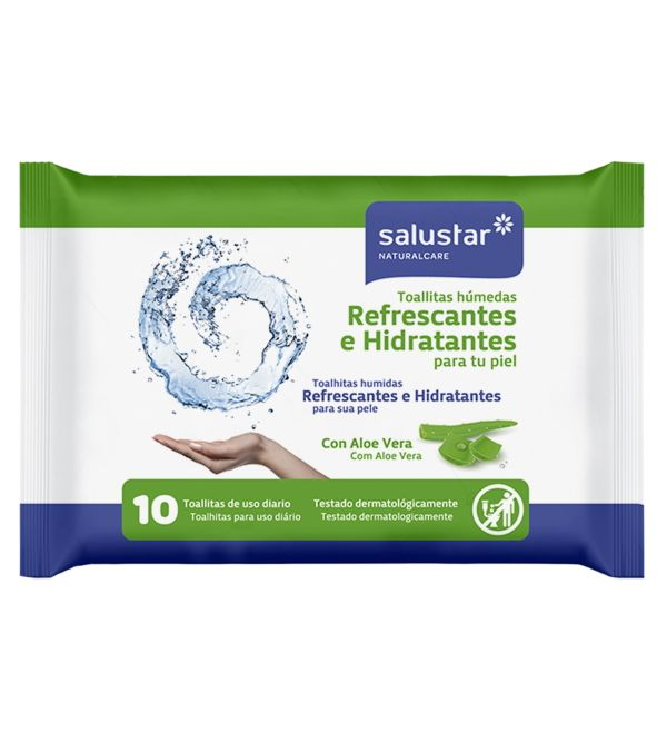Toallitas Refrescantes Pack 3 | 30 uds