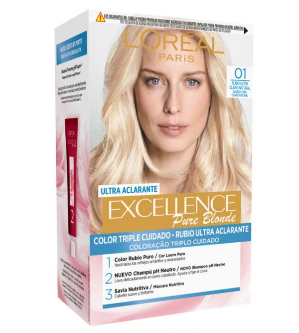 Excellence Pure Blonde