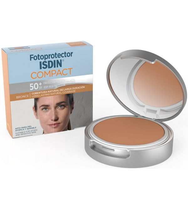 Fotoprotector Compact SPF 50+