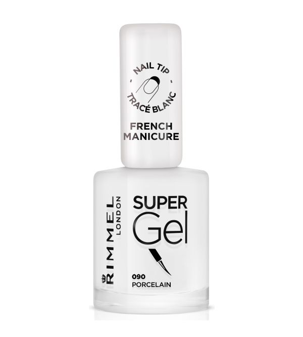 Super Gel French Manicure