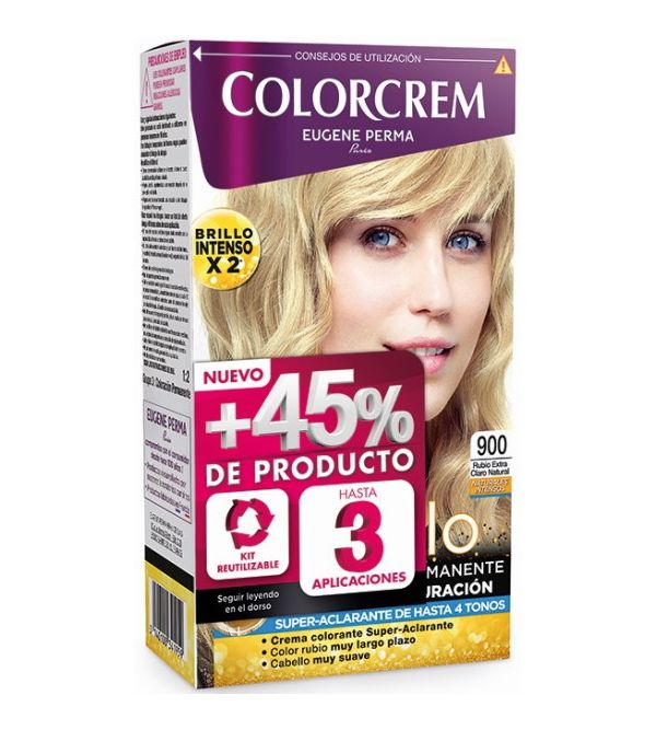 Crema de Color Permanente